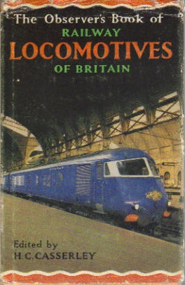 Observer's Book of Railway Locos 62