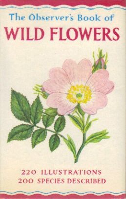 observers book Wild Flowers
