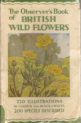 Observer's Book of Wild Flowers 38