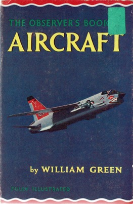 Observer's Book of Aircraft