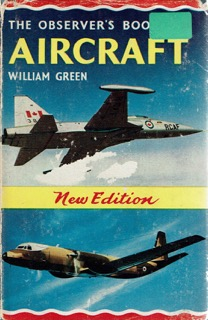 Observer's Book of Aircraft 1966