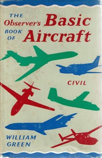 Observer's Book of Basic Military Aircraft 1967