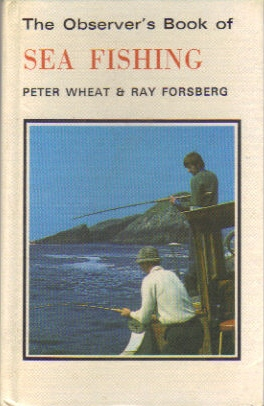 Observer's Book of Sea fishing 1982