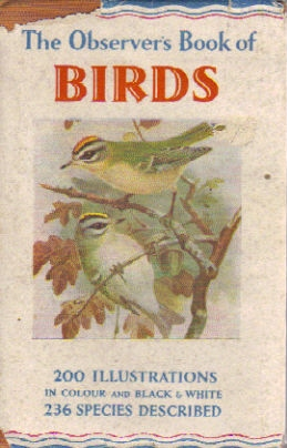 Observer's Book of Birds