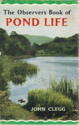 Observer's Book of Pond Life