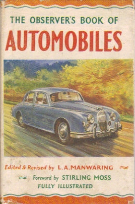Observer's Book of Automobiles