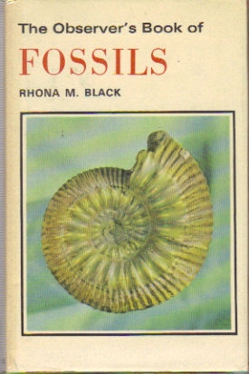 Observer's Book of Fossils