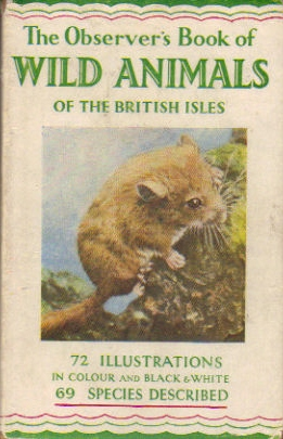 Observer's Book of British Animals