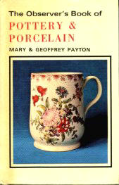 Observer's Book of Pottery & Porcelain