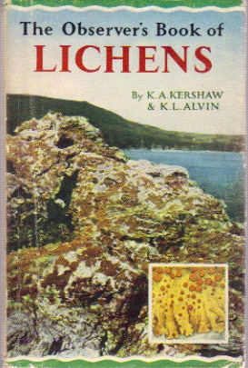 Observer's Book of Lichens