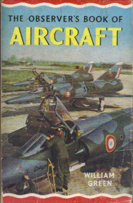 Observer's Book of Aircraft 1965 with date
