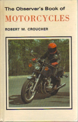 Observer's Book of Motor cycles