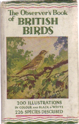 Observer's Book of British Birds