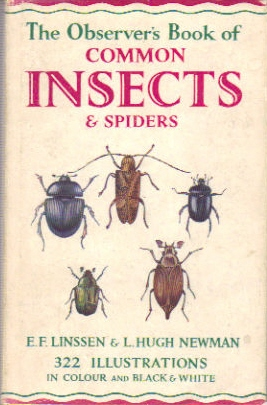Observer's Book of Insects