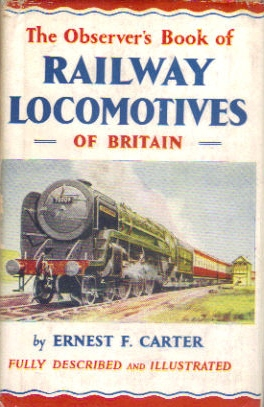 Observer's Book of Railway Locomotives