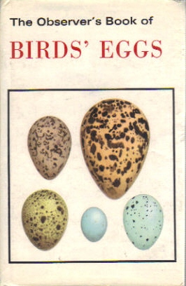 Observer's Book of Birds Eggs