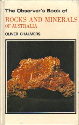 Observers Book of Rocks and Minerals of Australia & NZ