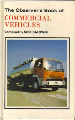 Observer's Book of Commercial Vehicles