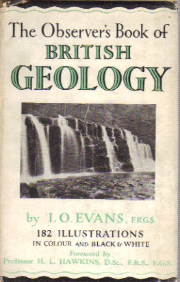 Observer's Book of Geology